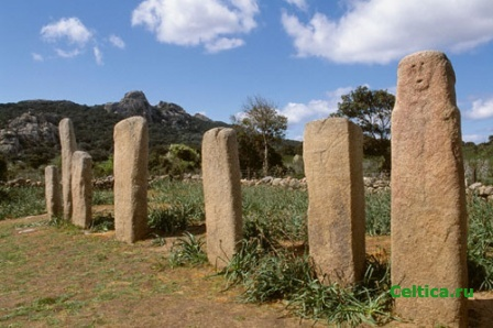 Stantari Menhir Alignment, Cauria, Корсика