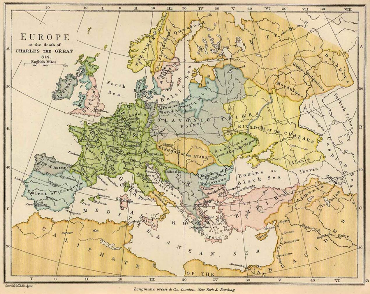 christianity impact over europe 1450 1750